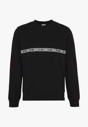 JCOTOFFEE  CREW NECK - Sweater - black