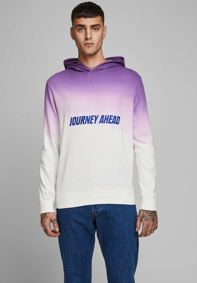 JORBURN  - Jersey con capucha - sunset purple