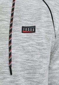 Jack & Jones - Zip-up hoodie - white melange - 5