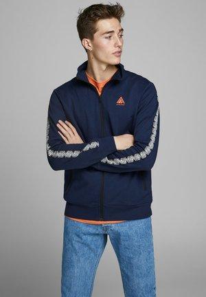 STEHKRAGEN  - Zip-up hoodie - navy