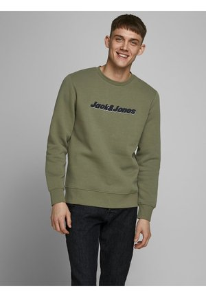VORDERLOGO - Sweatshirt - dusty olive