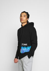 Jack & Jones - GRAVITY - Hoodie - black - 0