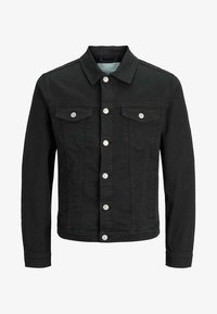 Jack & Jones - JJIALVIN - Denim jacket - black - 0