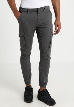 JJIPAUL JJFLAKE  - Pantaloni cargo - asphalt