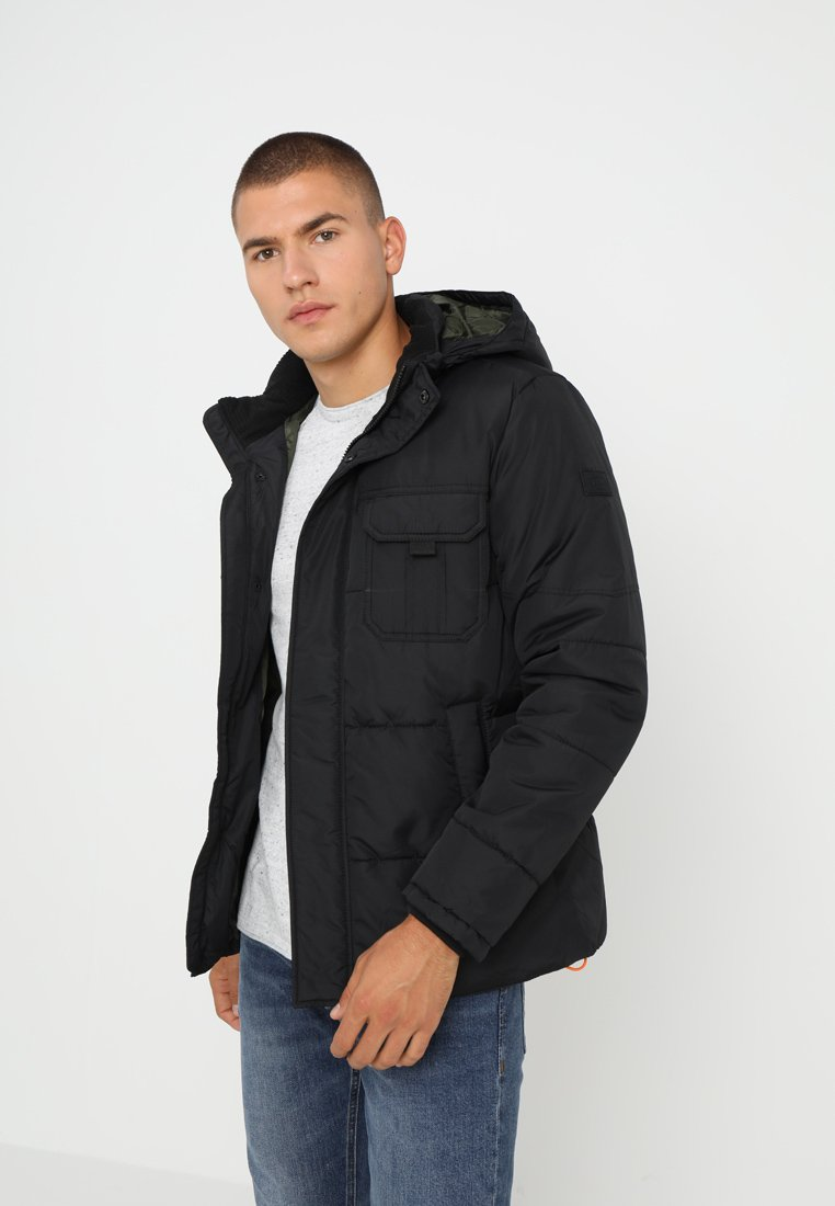 Jack & Jones - JCONEW WILL JACKET - Winter jacket - black