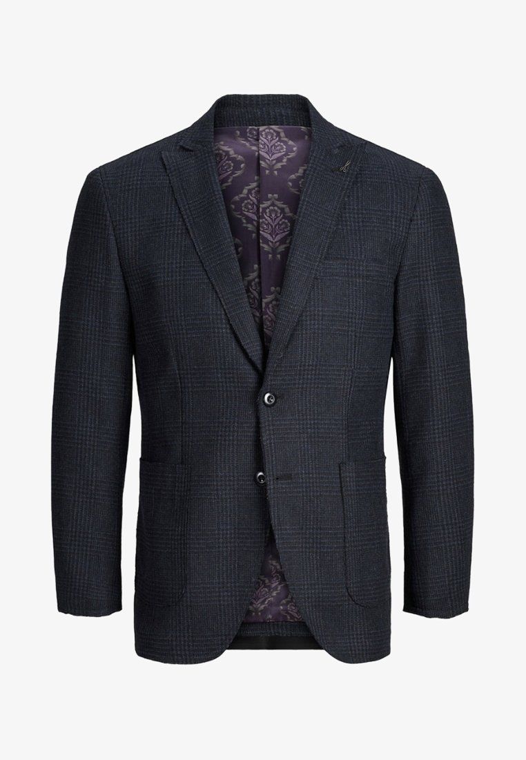 Grey Leicht Jackamp; GebürsteterBlazer Dark Jones PuOkZXi