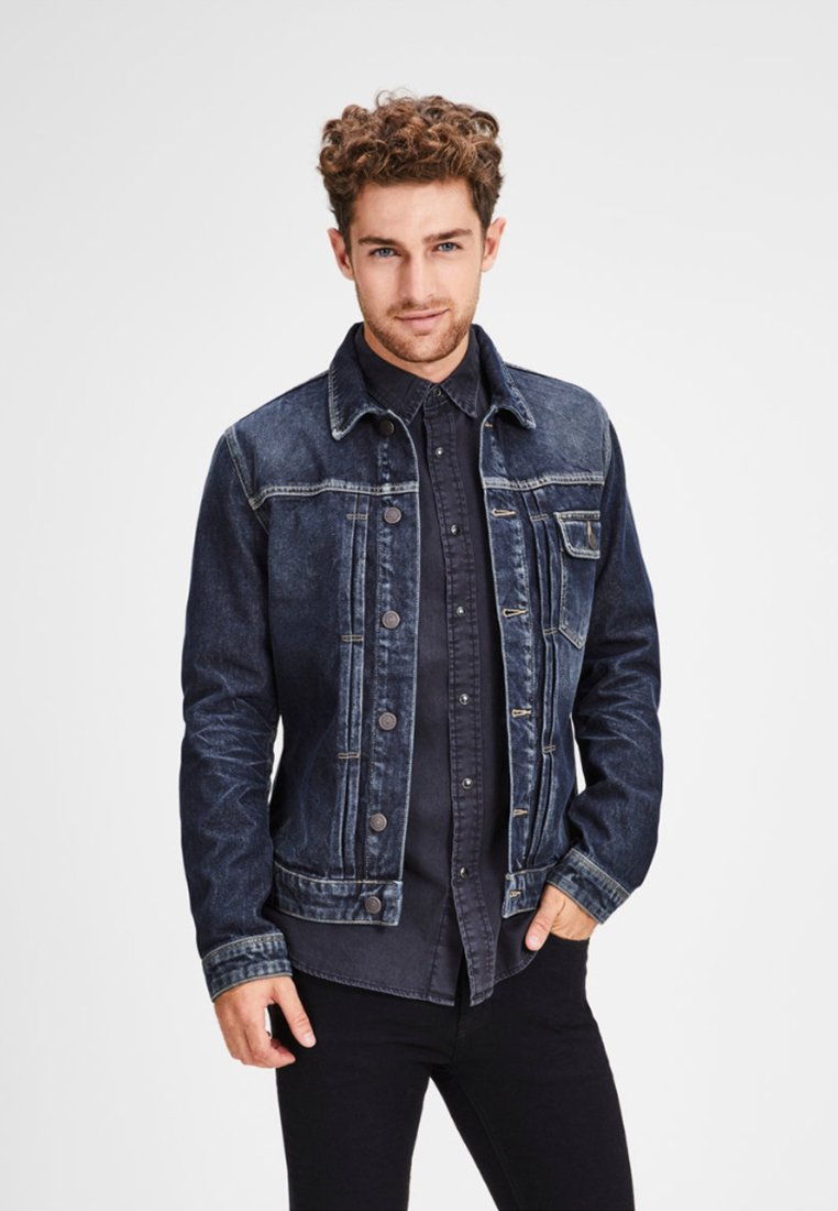 Jack & Jones - Jeansjacka - blue denim