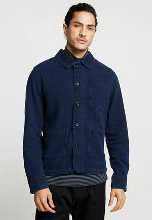 JJILUCAS JJJACKET - Spijkerjas - blue denim