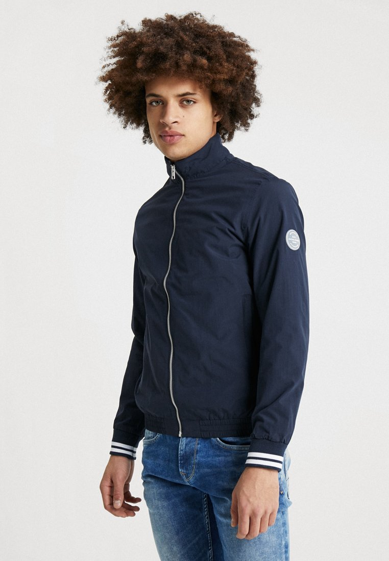 Jack & Jones - JOROCEAN GROUND JACKET - Bomberjacke - total eclipse