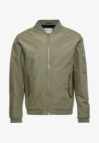 Jack & Jones - JJEDESERT - Bomberjacks - dusty olive - 4