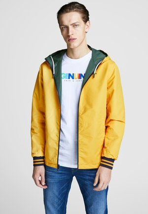 2 IN 1 - Light jacket - deep teal