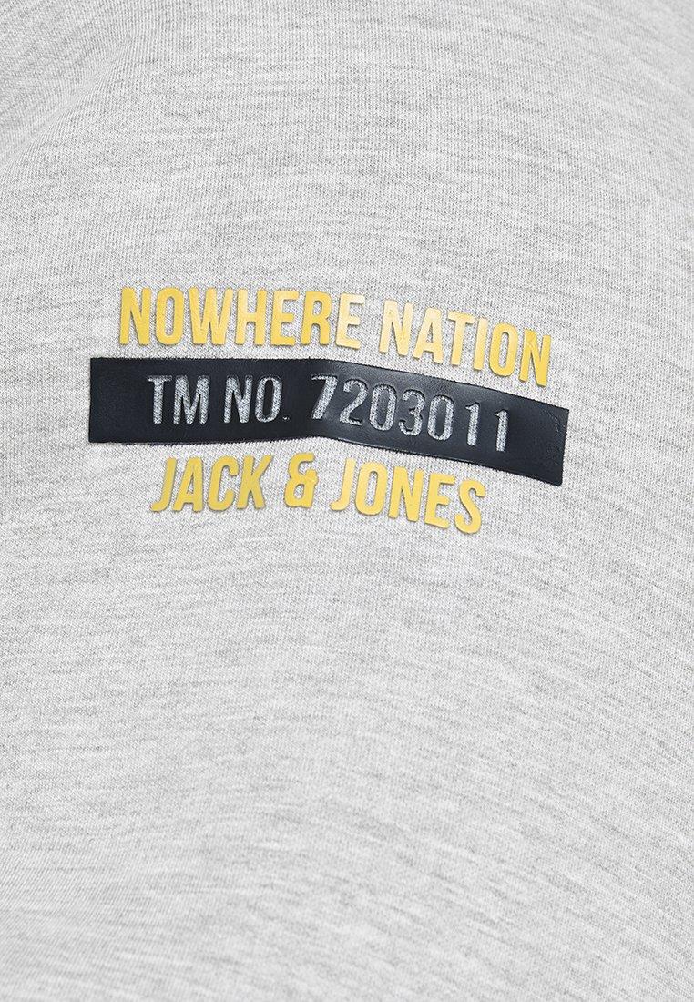 Veste Mi Light Grey Jones Melange Jackamp; saison m0vw8ONyn