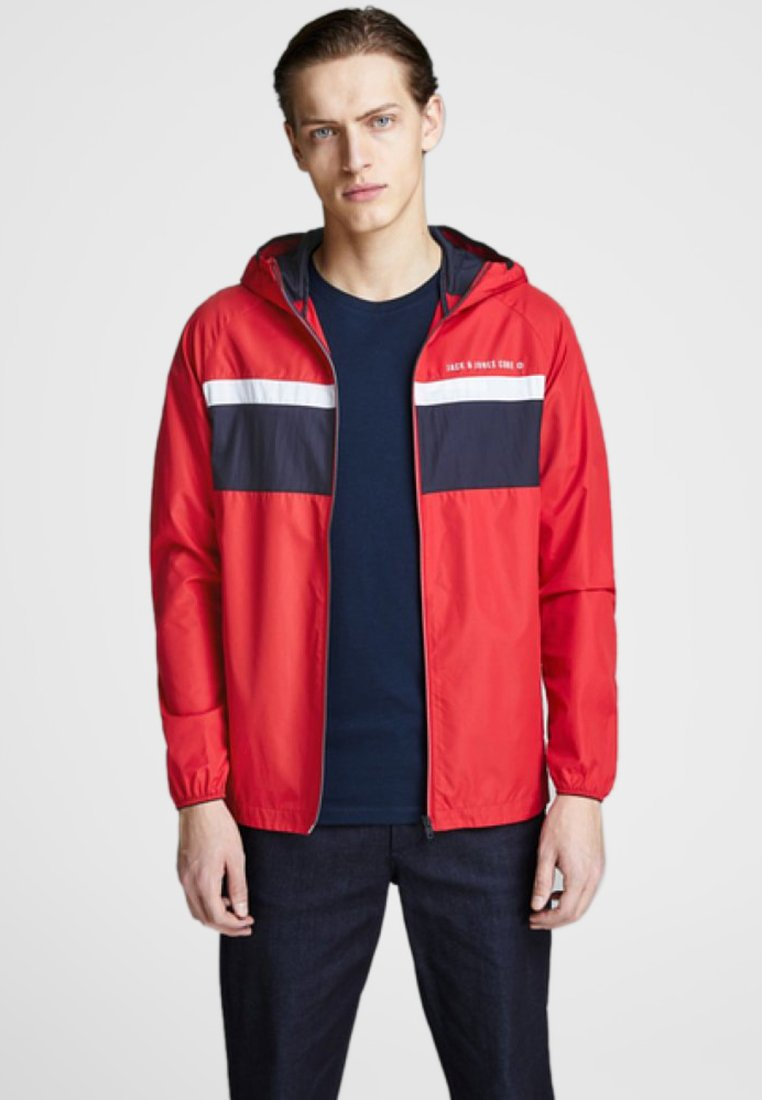Jack & Jones - Vindjacka - red