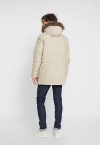 Jack & Jones - JOREXPLORE - Winter coat - aluminum/solid - 2