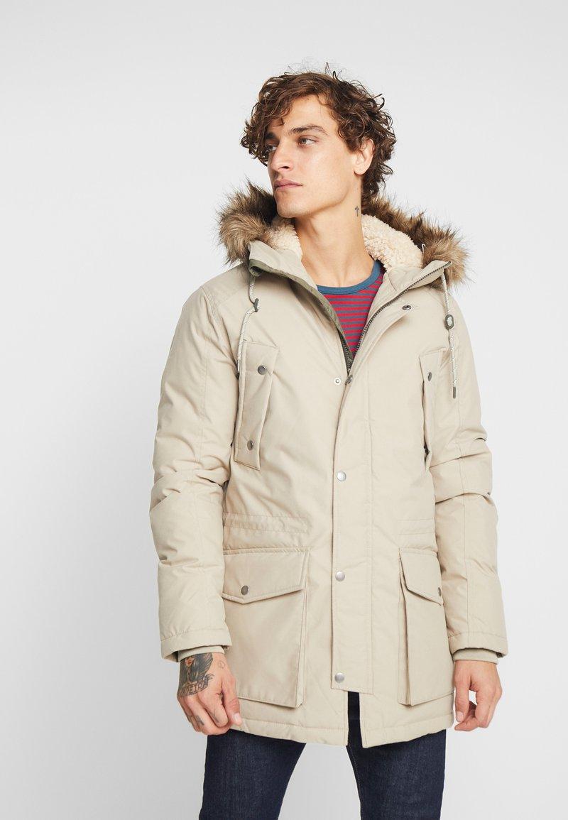 Jack & Jones - JOREXPLORE - Winter coat - aluminum/solid