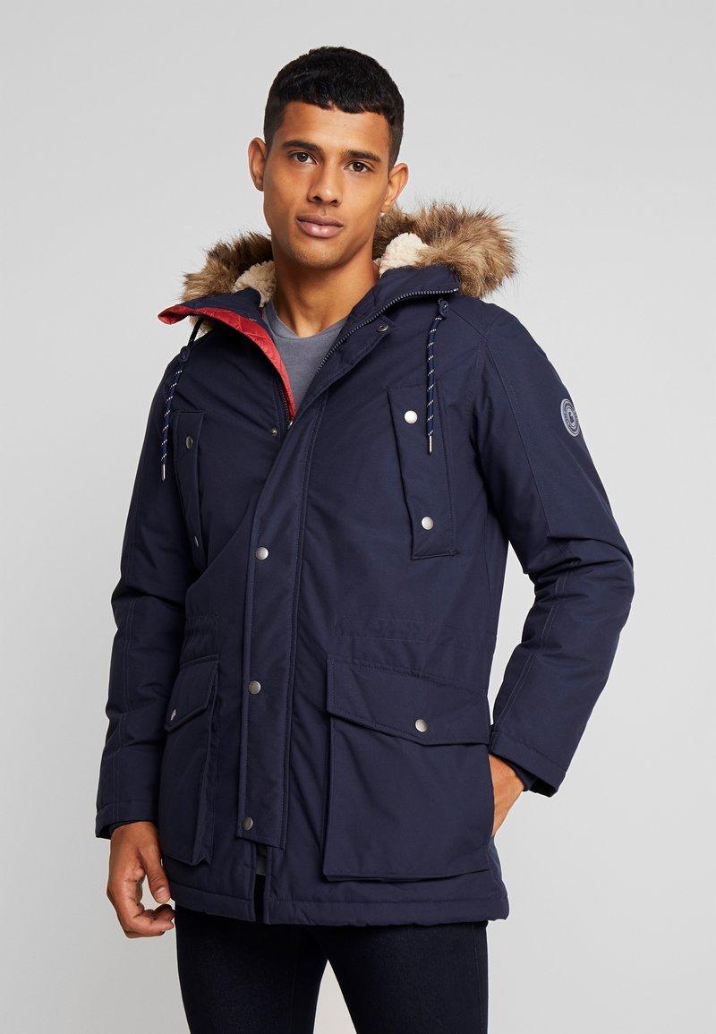 Jack & Jones - JOREXPLORE - Abrigo de invierno - navy blazer