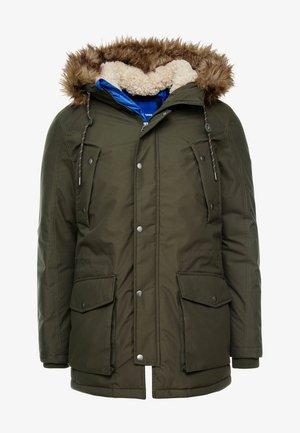 JOREXPLORE - Zimní kabát - forest night