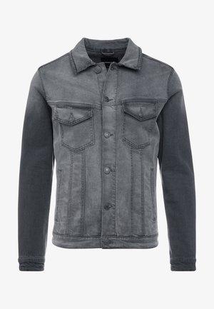 JJIALVIN JJJACKET - Denim jacket - black denim