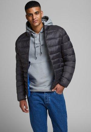 JJEBOMB PUFFER COLLAR - Light jacket - black