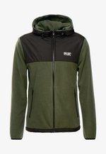 JCOKING  - Fleece jacket - forest night
