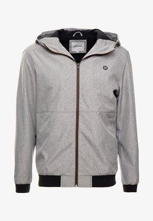 JCOALU VIBES JACKET NOOS - Summer jacket - light grey melange