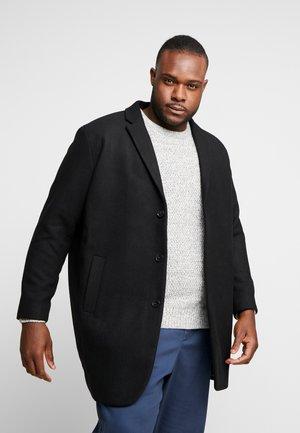 JPRMOULDER COAT - Cappotto classico - black