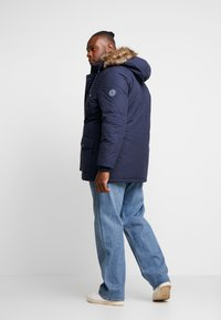 Jack & Jones - JOREXPLORE JACKET  - Parka - navy blazer - 2