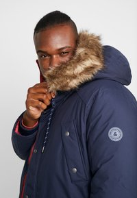 Jack & Jones - JOREXPLORE JACKET  - Parka - navy blazer - 6