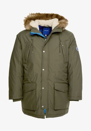 JOREXPLORE JACKET  - Parka - forest night