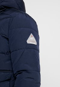 Jack & Jones - JORWAYNE PUFFER JACKET - Winter jacket - navy blazer - 5