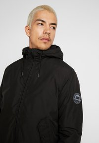 Jack & Jones - JCODOPE JACKET - Winterjas - black - 4