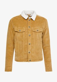 Jack & Jones - JJIALVIN JJSHERPA - Light jacket - kelp - 4