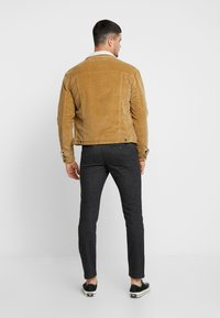 Jack & Jones - JJIALVIN JJSHERPA - Light jacket - kelp - 2