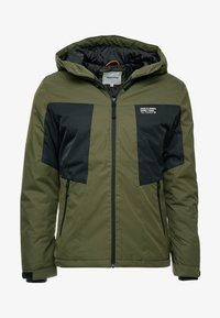 Jack & Jones - JCOBEST JACKET  - Chaqueta de invierno - forest night - 4