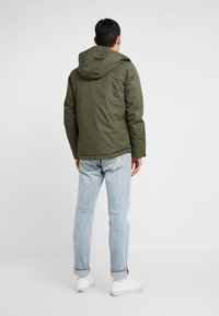 Jack & Jones - JCOBEST JACKET  - Chaqueta de invierno - forest night - 2