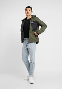 Jack & Jones - JCOBEST JACKET  - Chaqueta de invierno - forest night - 1