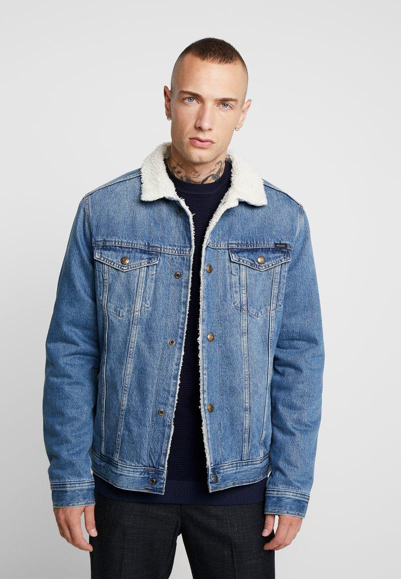 Jack & Jones - JJIJEAN JJJACKET - Denim jacket - blue denim