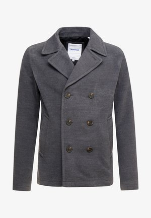 JORPEACOAT - Kappa / rock - dark grey melange