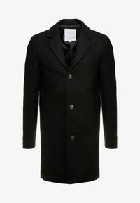 Jack & Jones - JORBLINDERS COAT - Kurzmantel - black - 4