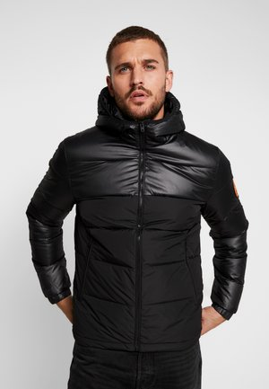 JCOOSCAR JACKET HOOD - Winter jacket - black