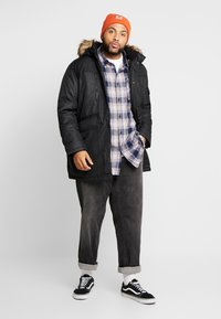 Jack & Jones - JCOGLOBE - Parkaer - black - 1