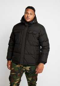 Jack & Jones - JCOWILL PUFFER - Winter jacket - black - 0