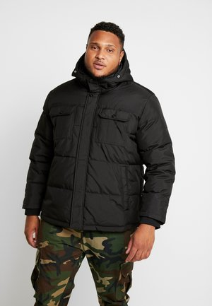 JCOWILL PUFFER - Zimní bunda - black
