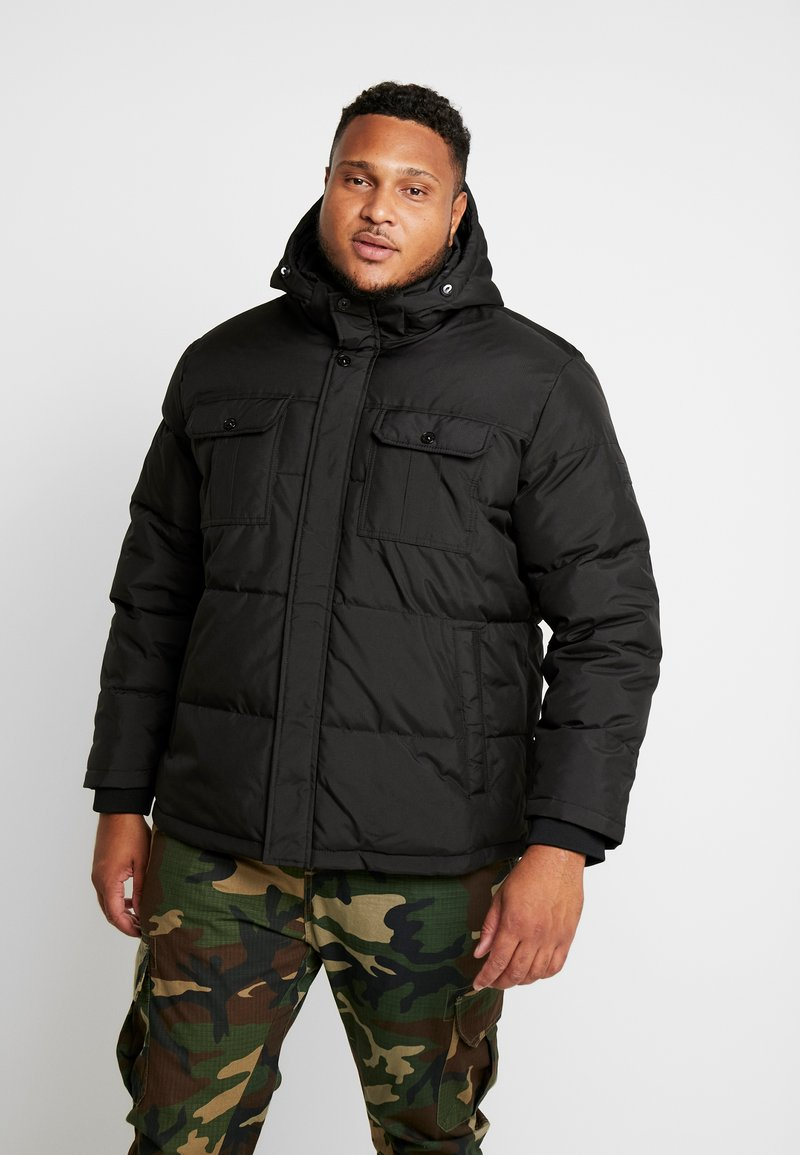 Jack & Jones - JCOWILL PUFFER - Winter jacket - black