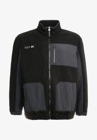 Jack & Jones - JCODRUM JACKET - Fleece jacket - black - 4
