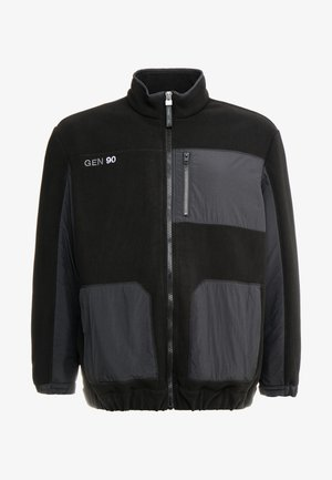 JCODRUM JACKET - Veste polaire - black