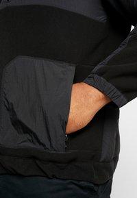 Jack & Jones - JCODRUM JACKET - Fleece jacket - black - 5