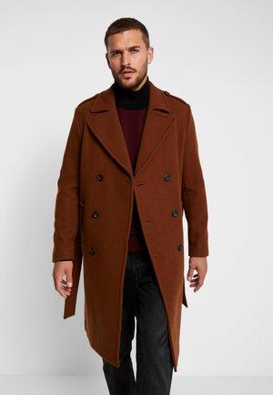 JORSEOUL LONG COAT - Cappotto classico - mocha bisque