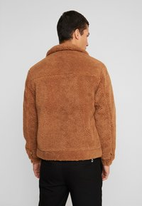 Jack & Jones - JORTEDDY TRUCKER  - Winter jacket - tigers eye - 2