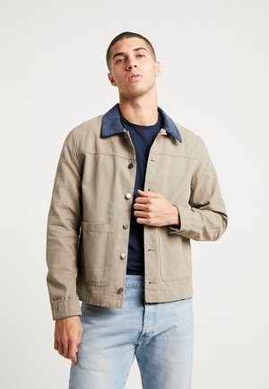 JORGALO COACH JACKET - Summer jacket - brindle